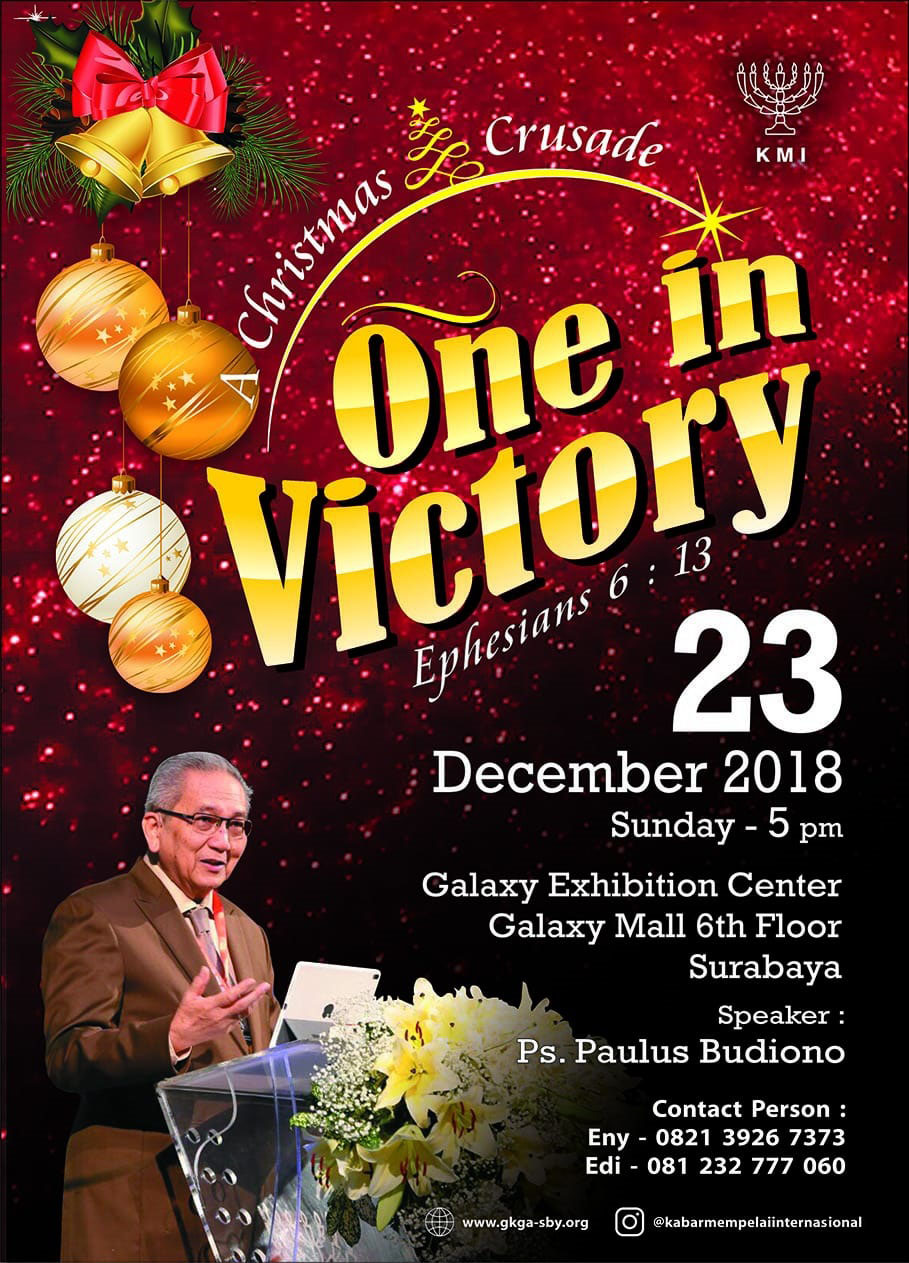 KKR Natal - One In Victory